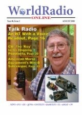 Журнал WorldRadio online № 8, 2010