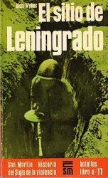 Книга El sitio de Leningrado