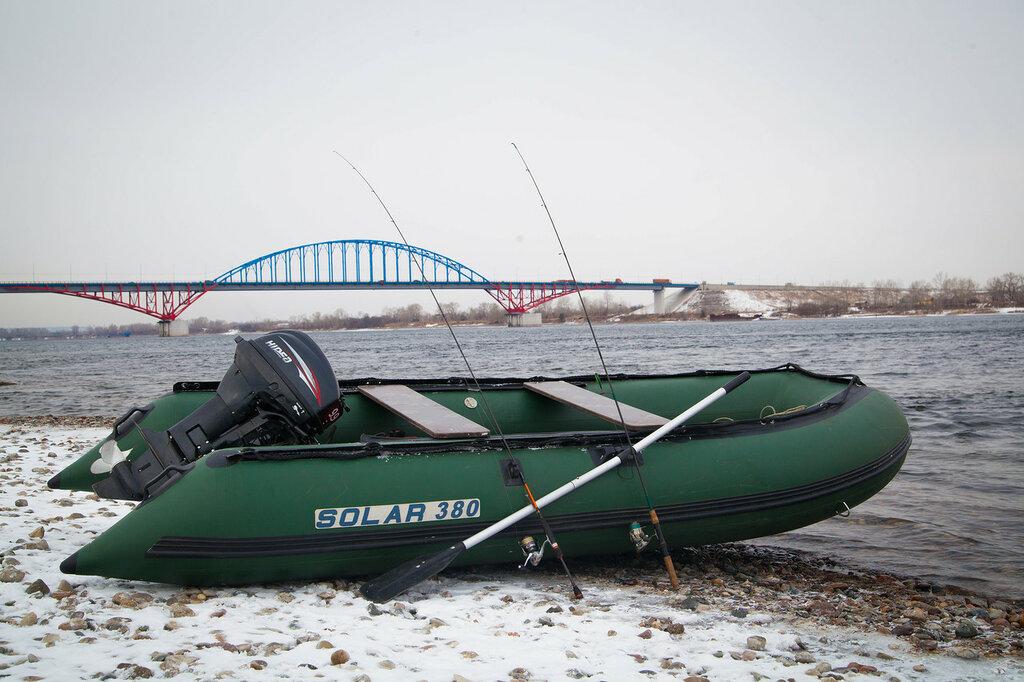 модельный ряд лодок пвх солар