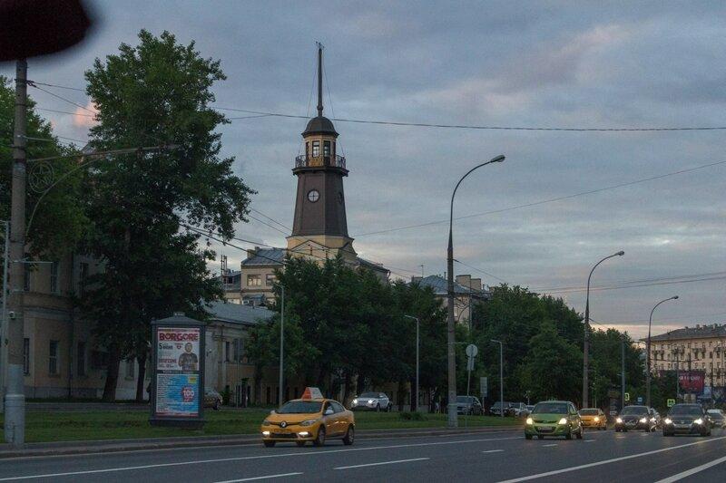 Хамовнический полицейский дом, Москва