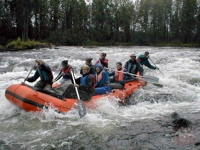 Река Тунгуда