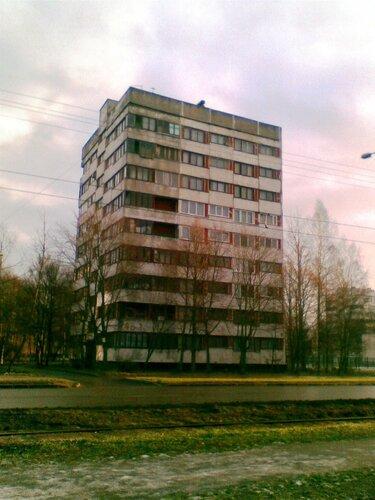 ул. Летчика Пилютова 48