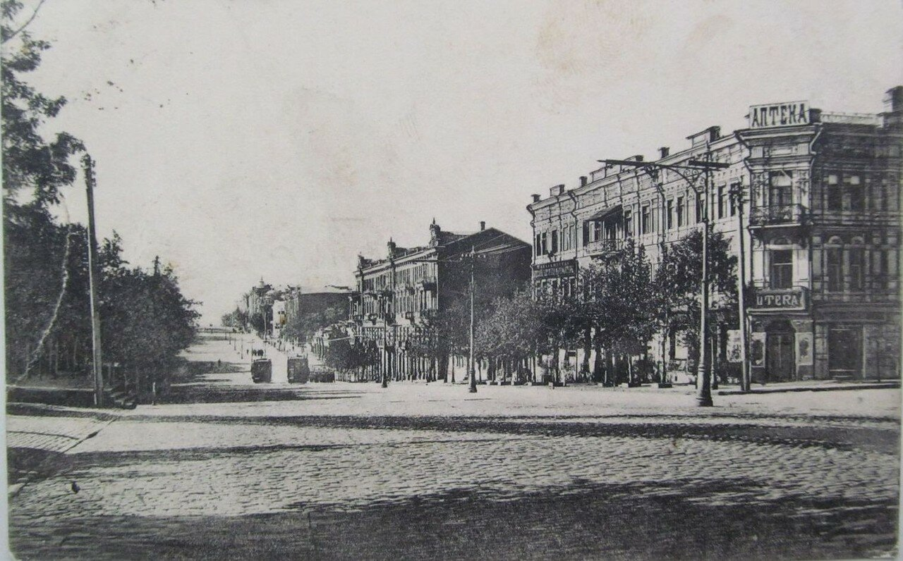 Таганрогский проспект