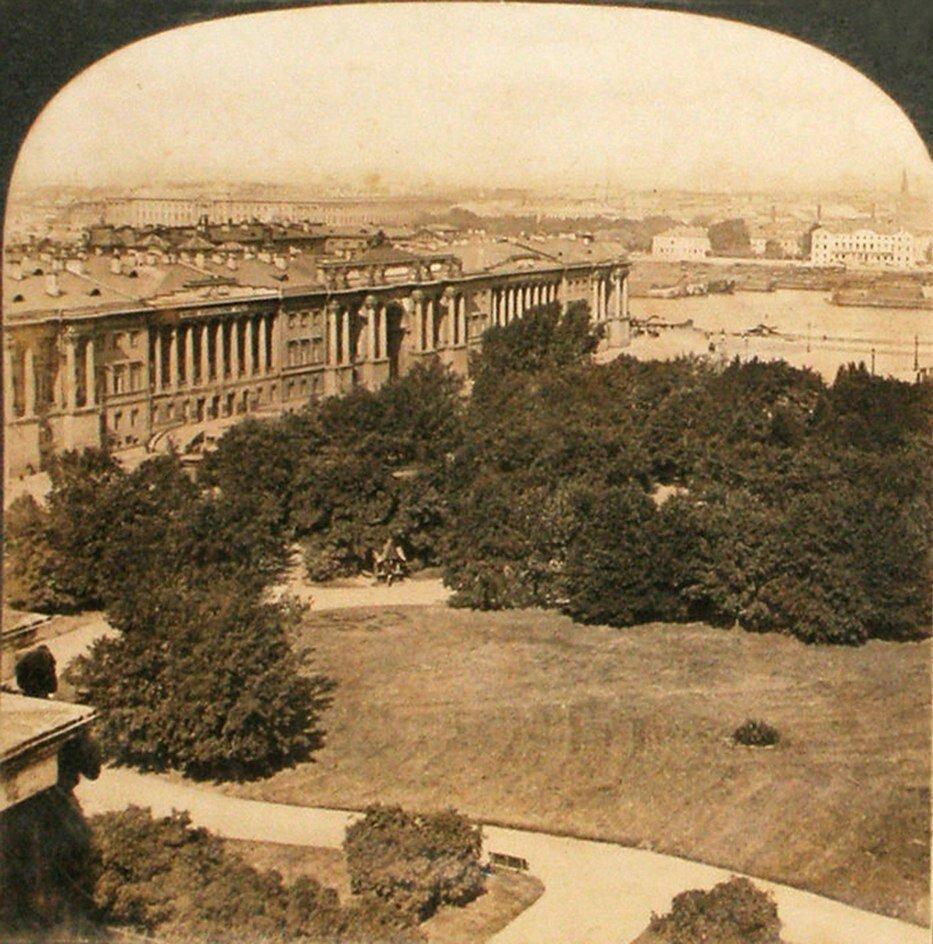1910-е. Сенат и Академия