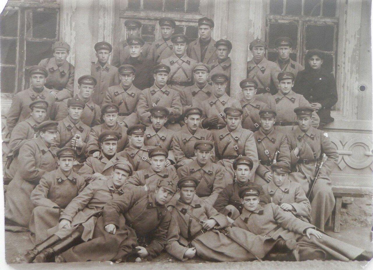 1931. Командир артиллерийского полка. Кутаиси