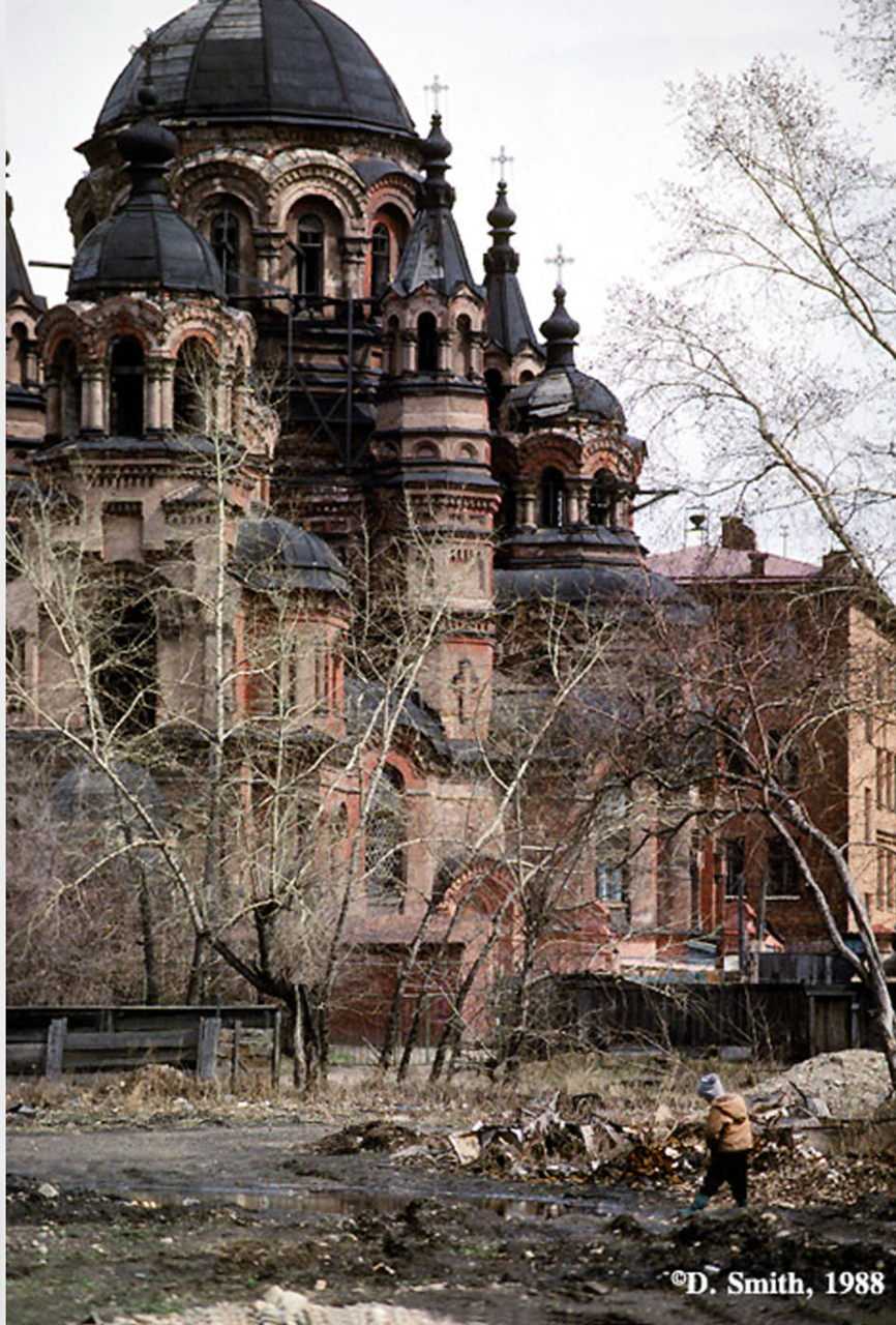 Церковь Казанской иконы Божией Матери ( ул. Баррикад, 34 )