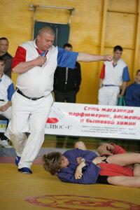 полуфинал в/к до 40 кг