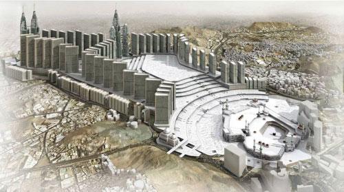 Мечеть Харам в Мекке