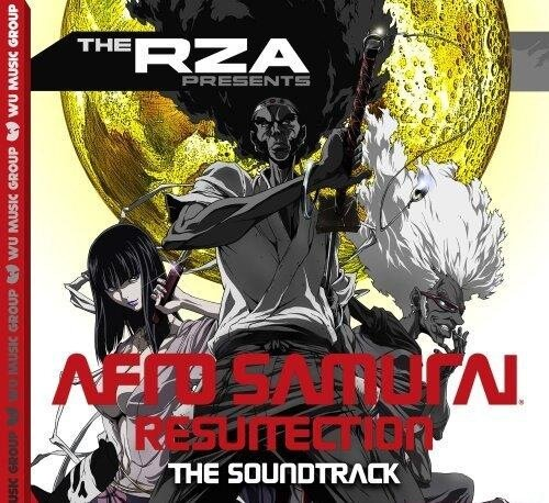 The Rza Presents Afro Samurai Resurrection The Sou ...