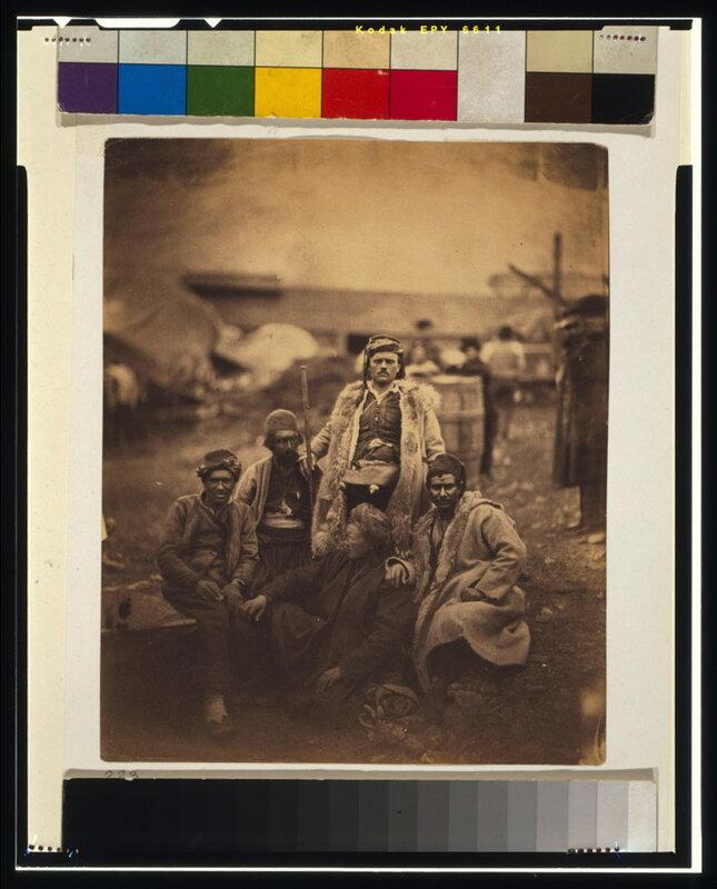 Группа хорватов