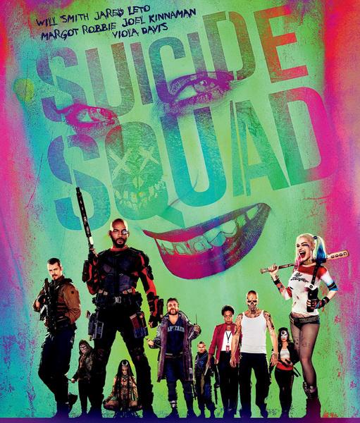 Отряд самоубийц / Suicide Squad (2016/TS)