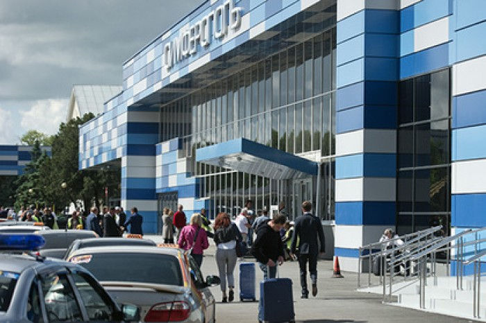 В крымском аэропорту появится новый терминал