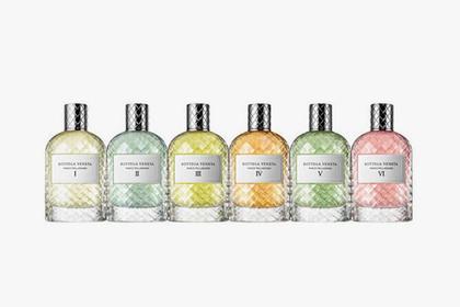 Bottega Veneta выпустил аромат посвященный палладианству