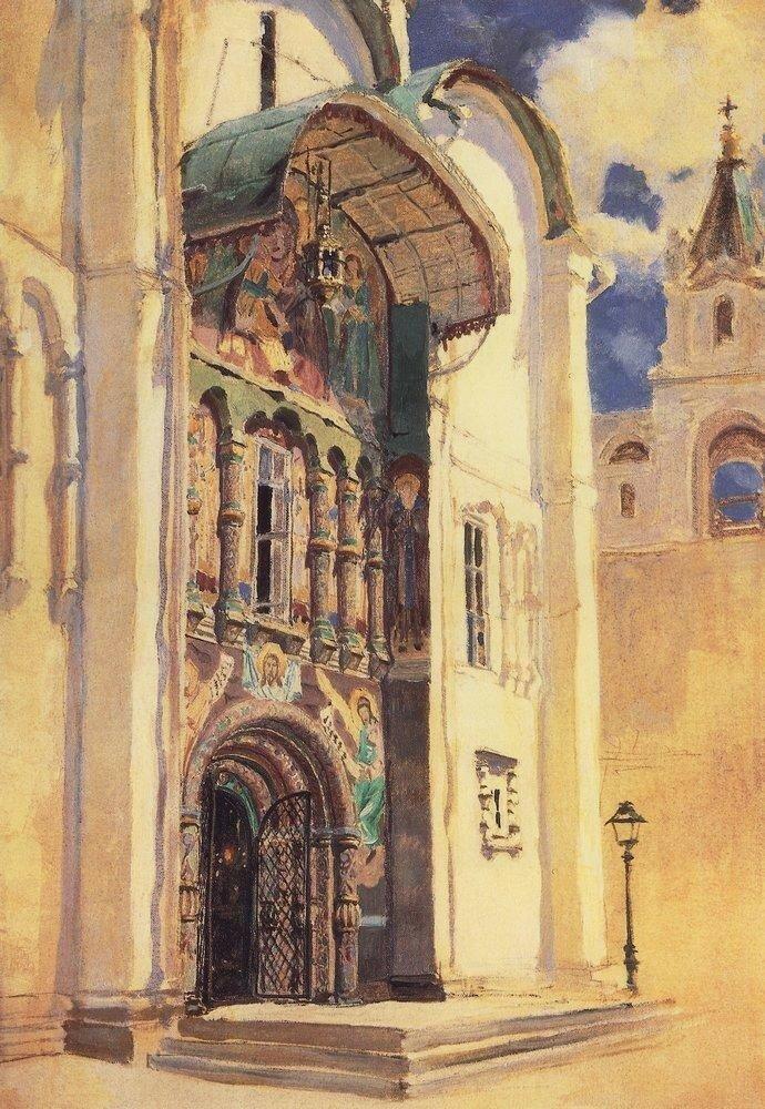 Успенский собор. Южные врата. 1877.jpg