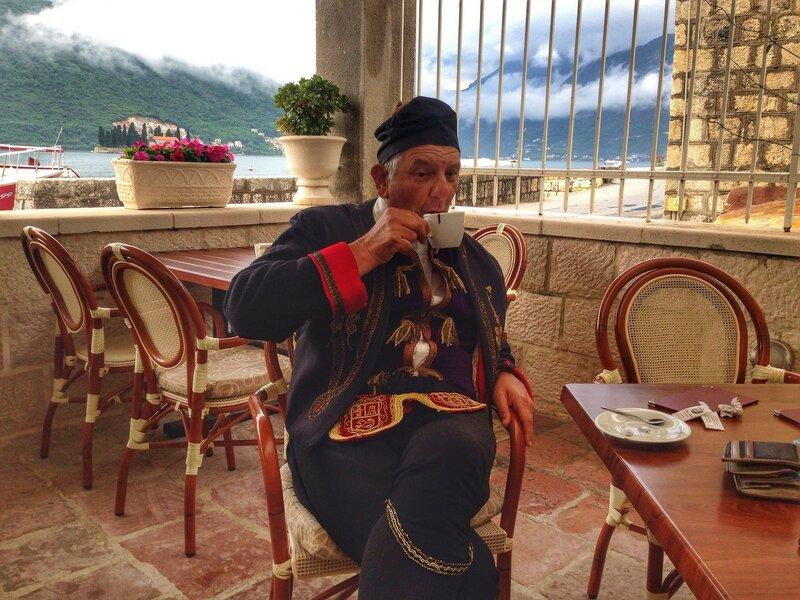 Пераст, черногория 2016