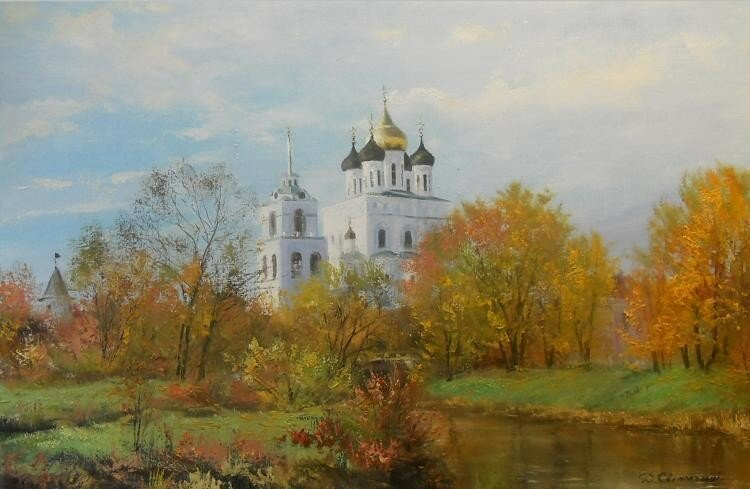 Светличный Дмитрий Станиславович