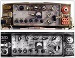 Передняя панель радиостанции Р-143