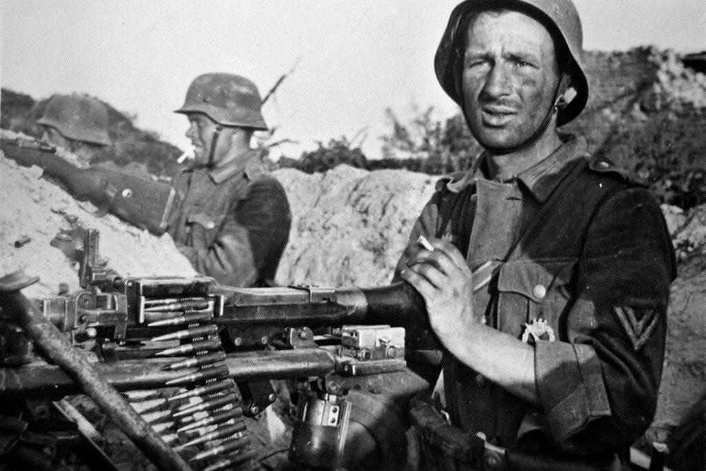 Изъятые письма немецких солдат