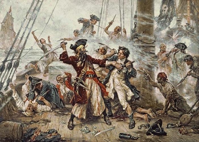 1. Женщина на корабле. Женщина на корабле – быть беде». Современники, как правило, относятся к этому
