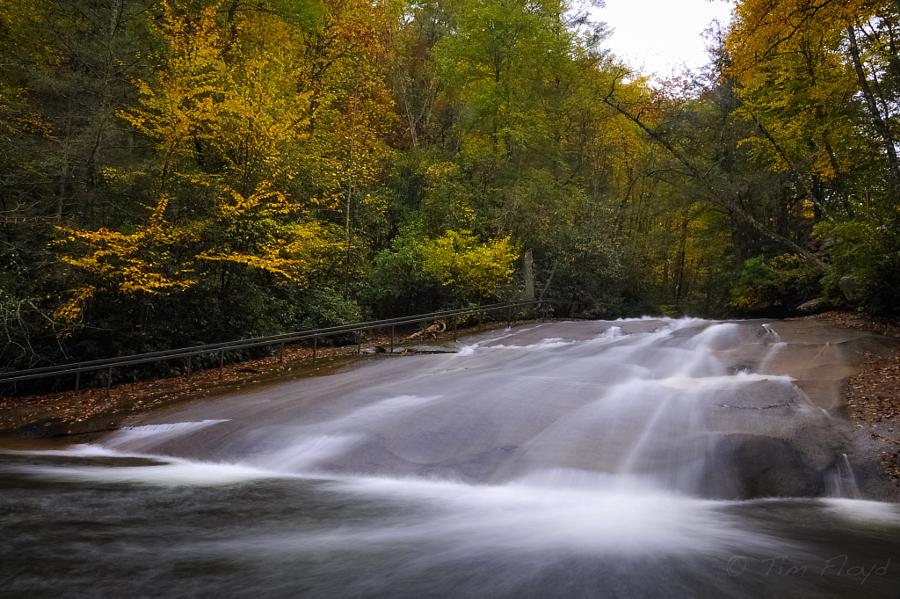 Волшебные бассейны долины Глен Бриттл на острове Скай Автор фото: Мартин Мюллер