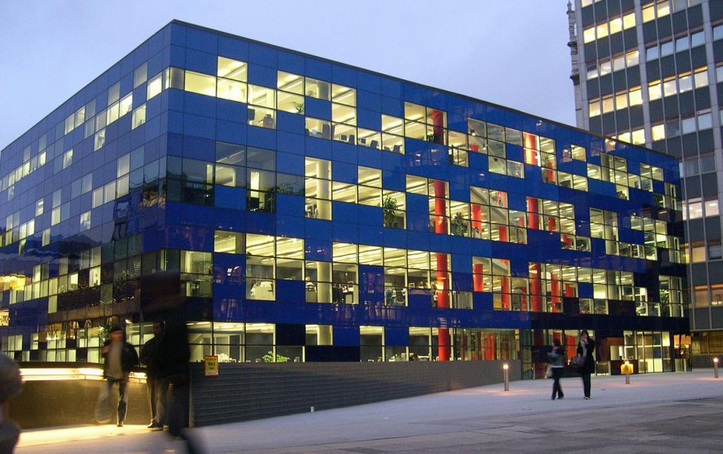 Великобритания. Имперский колледж Лондона. (Telerg) 8 место