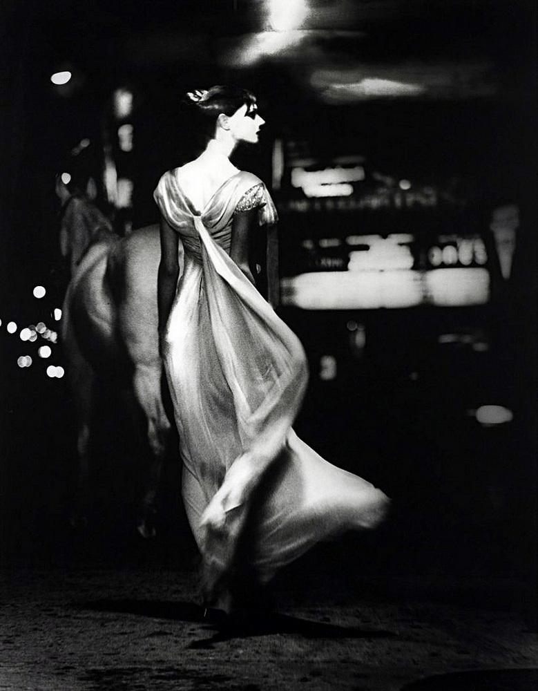 Изящество женской фигуры и души в фотографиях легендарной Лилиан Бассман