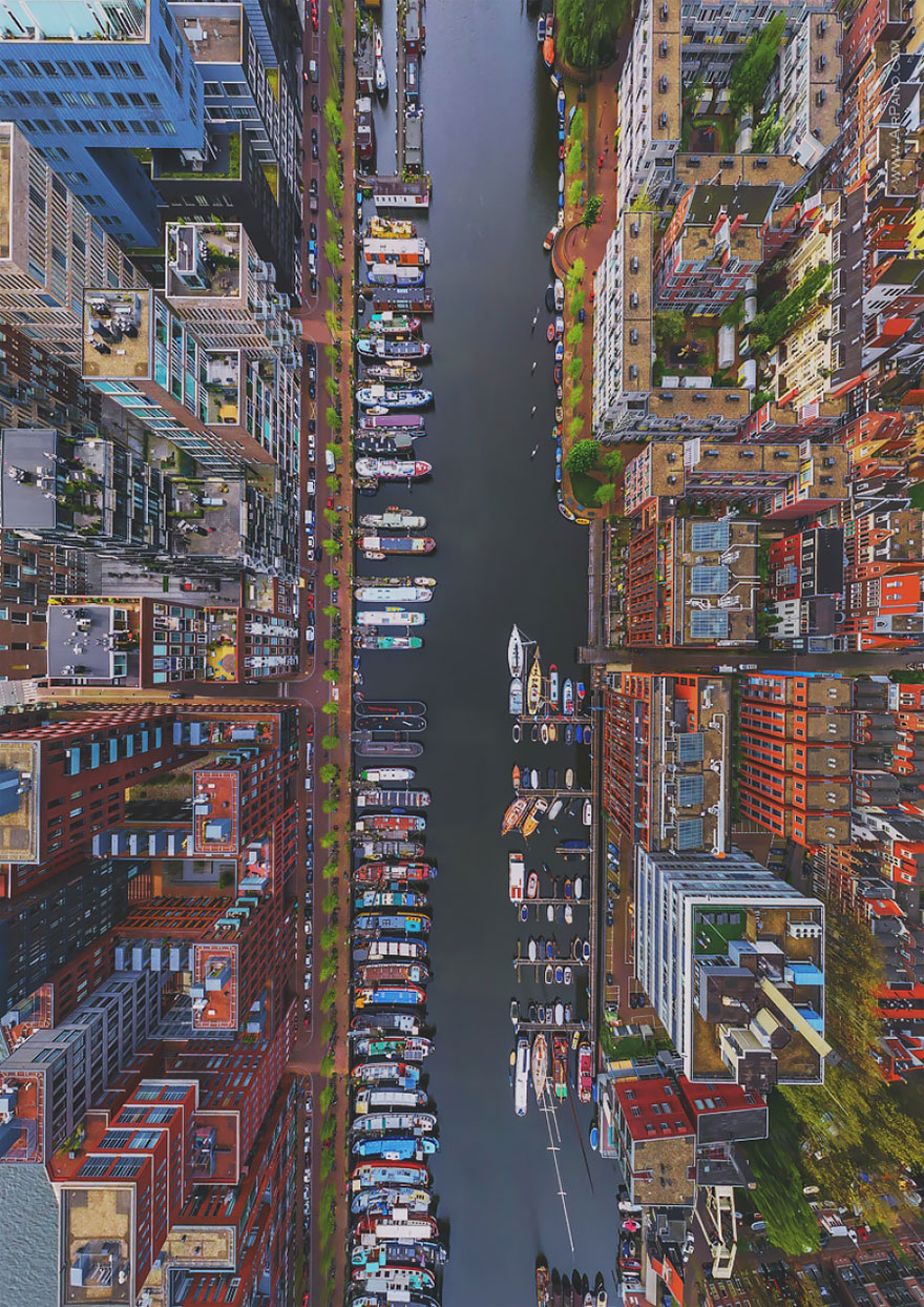 1. Westerdok Округ, Амстердам, Нидерланды