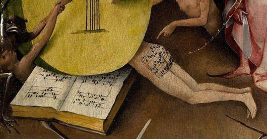 2. С момента появления этого шедевра голландского художника не раз разгорались споры о скрытых в ней