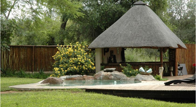 3. Ndzuti Safari Camp, Klaserie Private Nature Reserve, Южно-Африканская республика Отель-лодж Klase