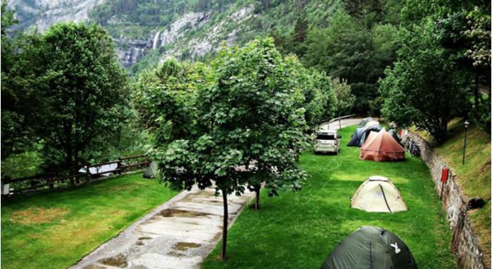 10. Camping Valle De Bujaruelo, Torla, Испания Кемпинг расположен неподалеку от великолепного средне