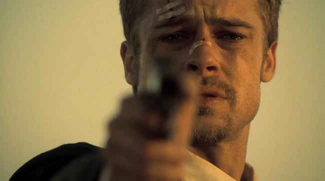 1. Семь Этот криминальный триллер рассказывает об убийце-психопате, который наказывает своих жертв з