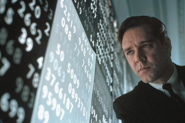 13. Игры разума Джона Форбса Нэша-младшего можно назвать настоящим математическим гением. Благодаря