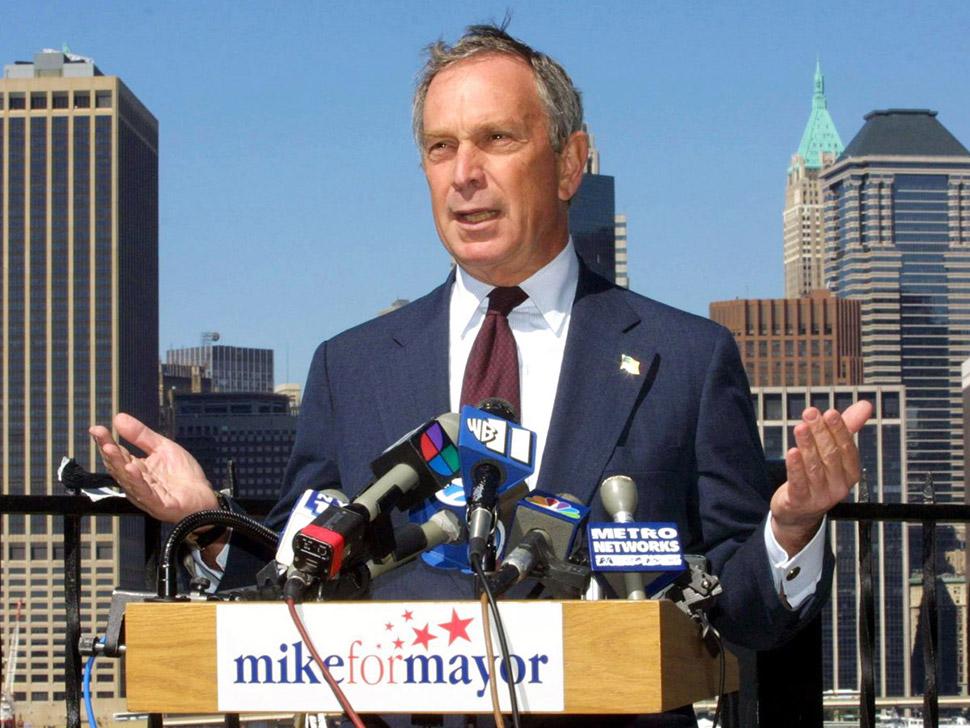 5. Политика — 22,2%. Миллиардер Майкл Блумберг в течение 12 лет был мэром Нью-Йорка.