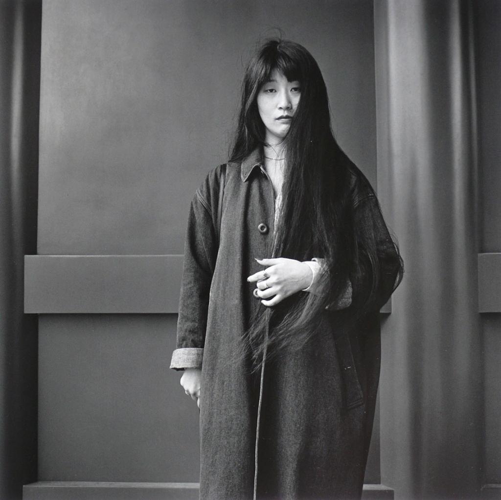 Портреты жителей Токио. Фотограф Хиро Кикай