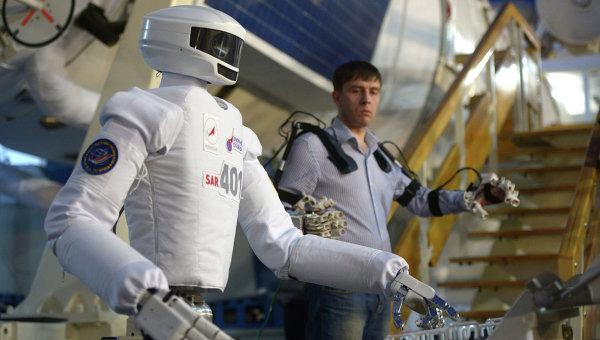 «Роскосмос» объявил конкурс насоздание роботов для работы воткрытом космосе