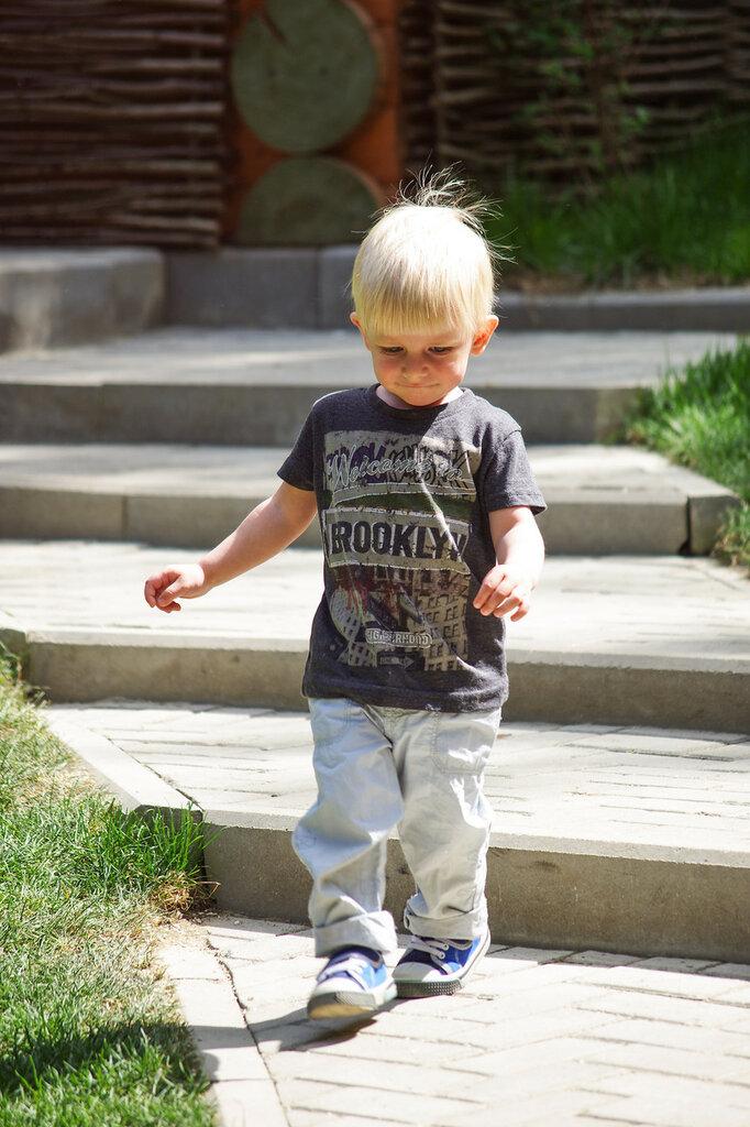 Мальчик-одуванчик)