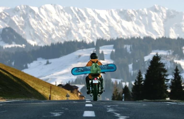 Куртка Crave For Ride 365 для мотоциклистов и сноубордистов