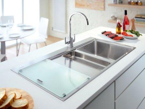 Как правильно выбрать кухонную мойку