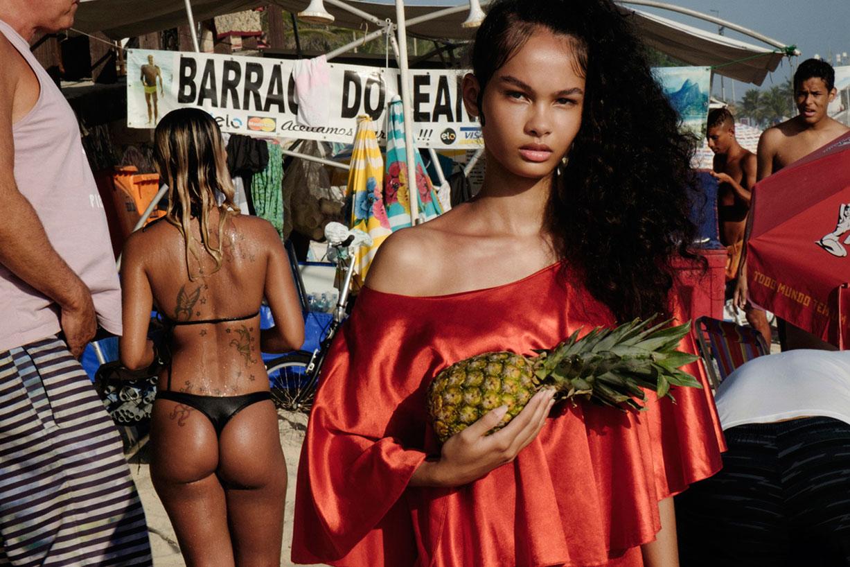 Меня зовут Рио - Талита Гомеш / Thalita Gomes by Philippe Kliot in King Kong No.1