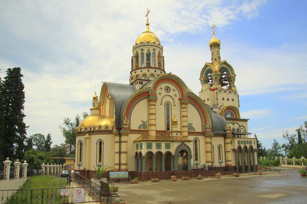 Храм князя Владимира