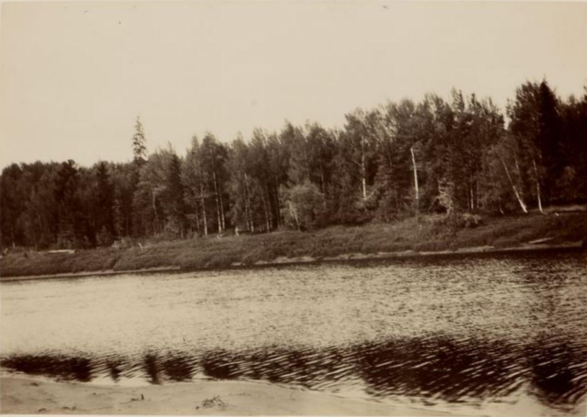 Река Сибирка
