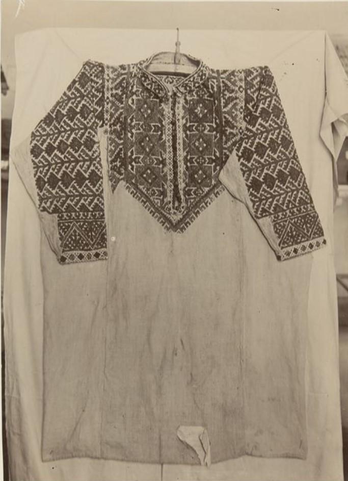 Рубашка ханта