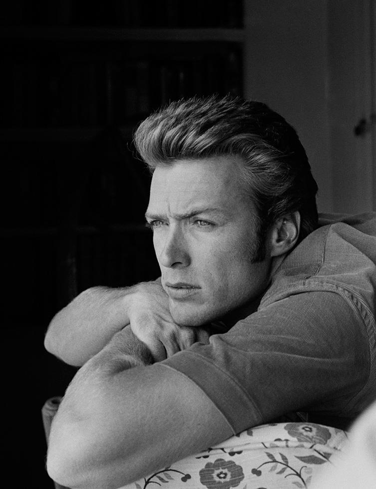 1958. Клинт Иствуд