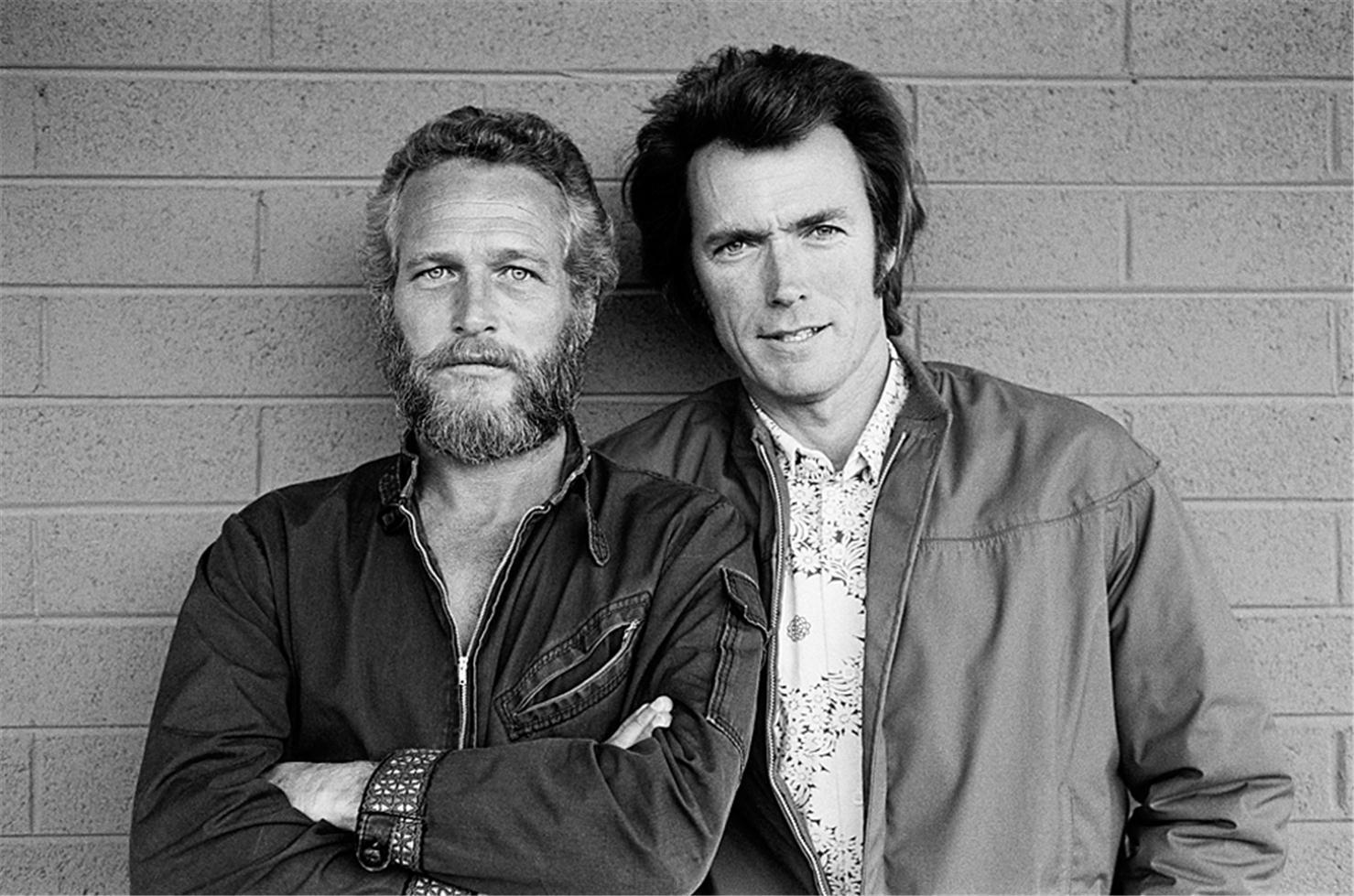 1972. Пол Ньюман и Клинт Иствуд