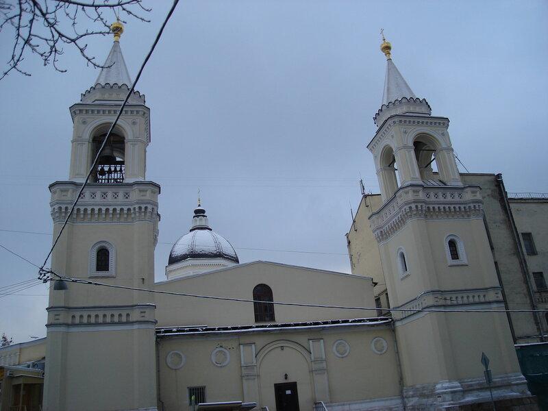 Иоанно-Предтеченский женский монастырь.