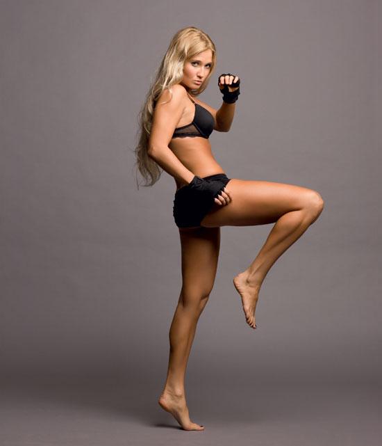 Фото девушки попы в боксе 14 фотография