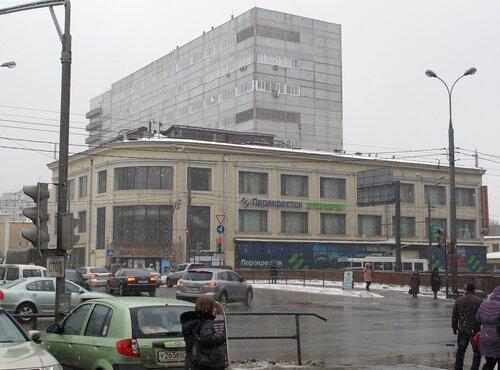 В Марьинском Мосторге откроется супермаркет 'Перекрёсток'