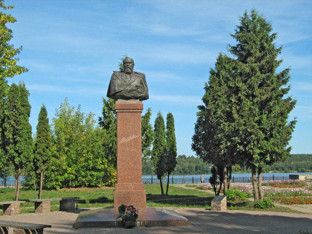 город Кинешма, города России, Поволжье