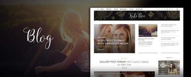 Shockmag - Ad Optimized Magazine WordPress Theme with Powerful Advertisement System - 5
