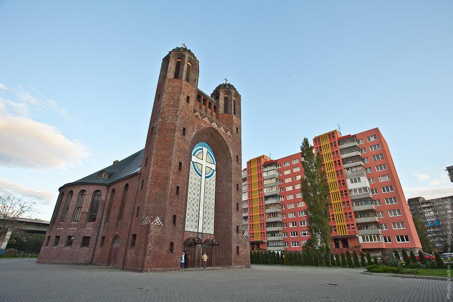 Крестовоздвиженский собор / Kreuzkirche, Kaliningrad